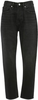 Frame Le Original Crop Straight Denim Jeans