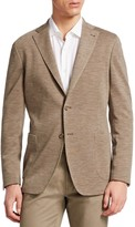 COLLECTION Classic-Fit Knit Wool Sportcoat