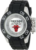 Game Time Men's NBA-BEA-CHI Beast Round Analog Watch