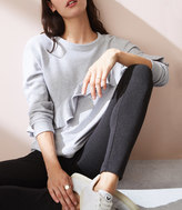 LOFT Petite Lou & Grey Herringbone Ponte Leggings