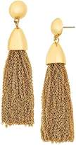 BaubleBar Tassel Link Drop Earrings