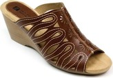 White Mountain Women's Pershing Wedge Slide