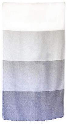 Turkish T Janie Towel - Black