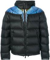 Marcelo Burlon County of Milan Patak down jacket - men - Feather Down/Polyamide/Polyester/Feather - M