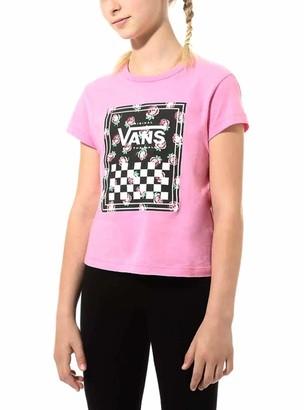 Vans Girl's Boxed Rose T-Shirt