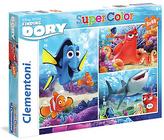 Disney Finding Dory 3 x 48 Piece Puzzle Set