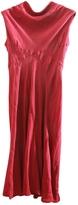 Fendi Silk mid-length dress