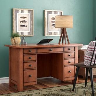 Three Posts Rotherham Pedestal Executive Desk