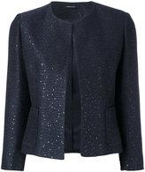 Tagliatore Lucy jacket - women - Cotton/Polyamide/Polyurethane/Viscose - 46