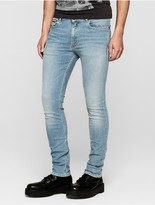 Calvin Klein Jeans Slim Straight Light Blue Jeans