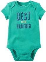 Carter's Baby Boy Family Graphic Bodysuit