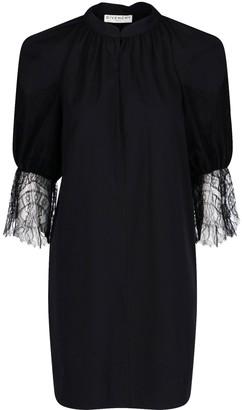 Givenchy Lace Detail Mini Dress