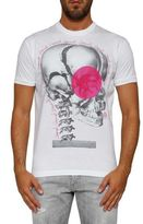 DSQUARED2 Skull Print T-shirt