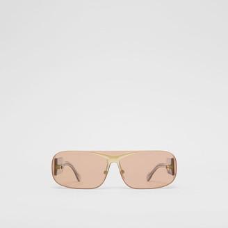Burberry Blake Shield Sunglasses