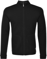 BOSS GREEN HUGO C Fossa Full Zip Sweatshirt Black