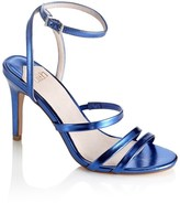 Faith Mid Heel Strappy Sandals
