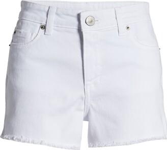 STS Blue Aubrey High Waist Boyfriend Shorts