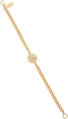 Sheryl Lowe Women's 14K Gold And Diamond Bracelet - Gold - Moda Operandi