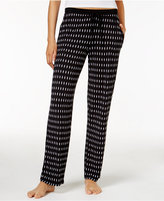 DKNY Printed Knit Pajama Pants, A Macy's Exclusive Style
