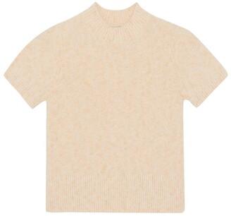 Sandro Textured Knit Sweater