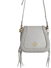 Oryany Pebbled Leather Crossbody Bag - Margaret