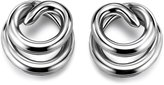 Breil Milano Stainless Steel Earrings