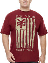Zoo York Short-Sleeve Zunited Graphic Tee - Big & Tall