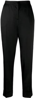 Pt01 tapered leg trousers