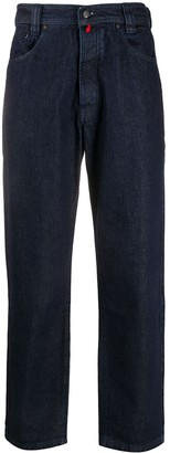 032c Next high-rise straight jeans