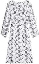 Velvet Lolly Embroidered Dress