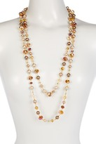 Carolee Beaded Rope Necklace