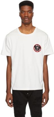 Stolen Girlfriends Club White Distortion Badge T-Shirt