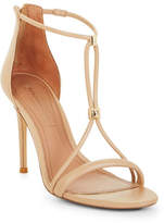 BCBGMAXAZRIA Nixie Studded Leather Sandal