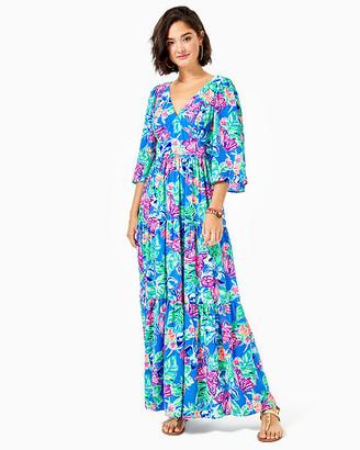Lilly Pulitzer Rease Maxi Dress