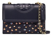 Tory Burch Fleming Printed Convertible Shoulder Bag