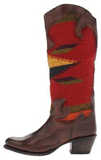 Stetson Aztec Round Toe Boot