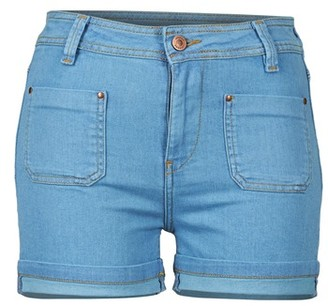 School Rag SUN women's Shorts in Blue