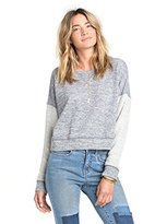 Billabong Junior's My Desire French Terry Pullover Sweatshirt