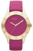 Marc by Marc Jacobs MBM1203 Gold Tone Stainless Steel 40mm Womens Watch