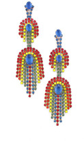 Elizabeth Cole Danica Earrings Style 4