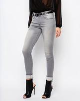 MANGO Low Rise Skinny Jeans
