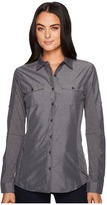 Kuhl Glydr Long Sleeve Shirt Women's Long Sleeve Button Up
