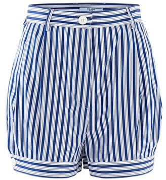 Prada Striped shorts