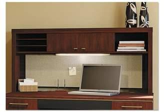 "Bush Furniture 27.72"" H x 60"" W Desk Hutch Bush Furniture Finish: Harvest Cherry"