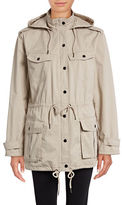 G.H. Bass & Co. Hooded Anorak Jacket