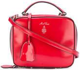 Mark Cross Baby Laura Brush Off satchel