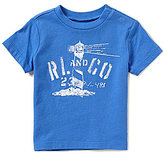 Ralph Lauren Baby Boys 3-24 Months Nautical Graphic Short-Sleeve Tee