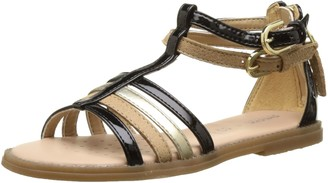 Geox J SANDAL KARLY GIRL D Girls Wedge Heels Sandals