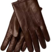 Charles Tyrwhitt Brown leather gloves