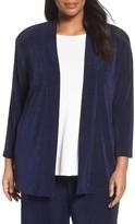 Vikki Vi Plus Size Women's Kimono Cardigan
